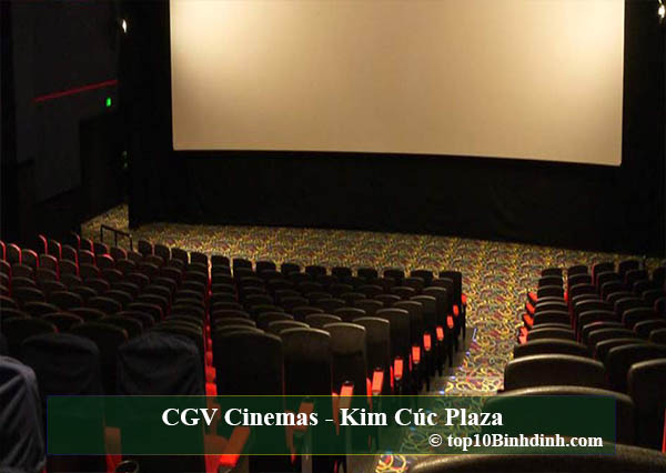 CGV Cinemas - Kim Cúc Plaza
