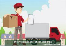 Dịch vụ chuyển phát nhanh Bình Định