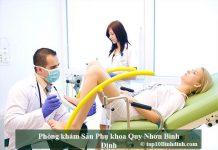Phòng khám Sản Phụ khoa Quy Nhơn Bình Định