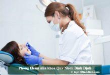 Phòng khám nha khoa Quy Nhơn Bình Định