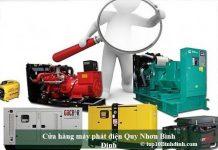 Cửa hàng máy phát điện Quy Nhơn Bình Định