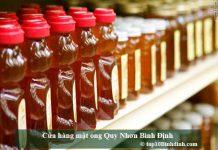 Cửa hàng mật ong Quy Nhơn Bình Định