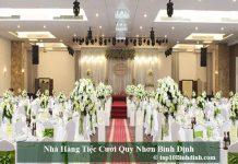 Nhà hàng tiệc cưới Quy Nhơn Bình Định