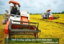 Thiết bị nông nghiệp Quy Nhơn Bình Định
