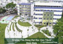 Trường cao đẳng đại học Quy Nhơn Bình Định